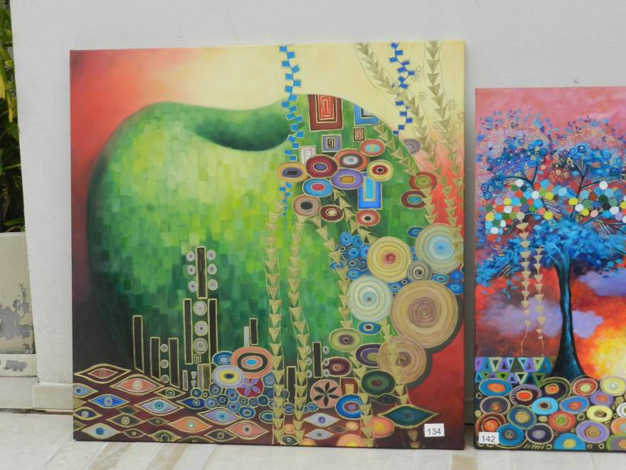 Suzana Maieron Zasso, de Sobradinho, prova que se pode fazer arte mesmo partindo das temáticas mais simples