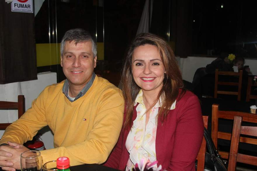 Rodrigo e Leandra Sartori