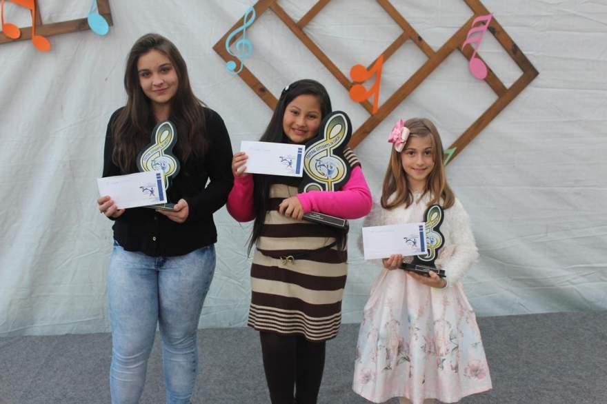 Os vencedores da categoria mirm