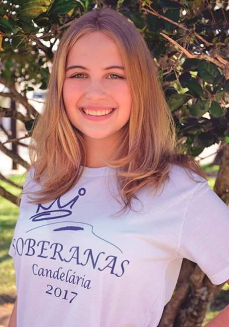Livia Priebnow, 16 anos