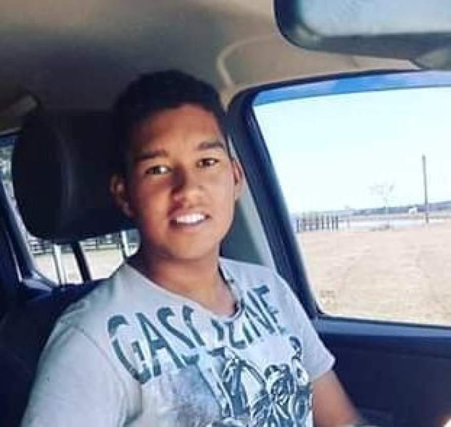 Junior Alexandro Barbosa da Silva, 18 anos