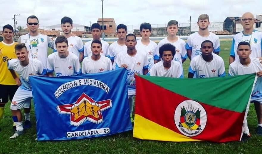 Colégio Medianeira disputará 3º e 4º lugar nesta quarta, 27, contra Amazonas
