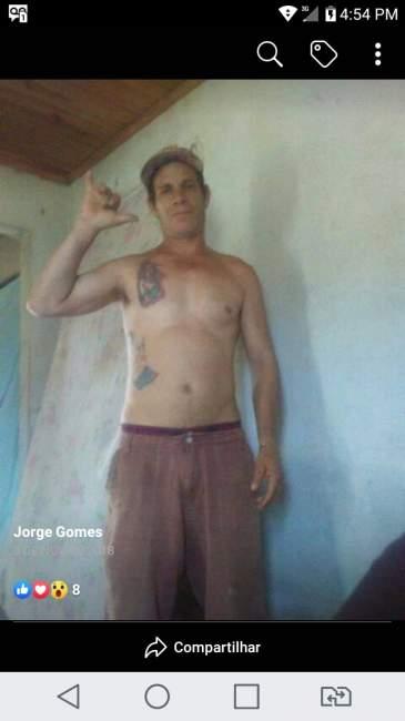 Jorge Luiz: morte violenta e inexplicada