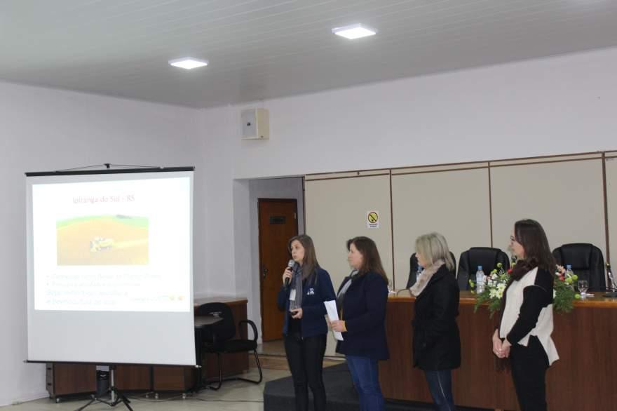 Rota Caminho das Flores, Cores e Sabores, de Ipiranga do Sul, foi a primeira a se apresentar