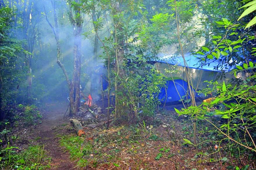Suspeitos estavam acampados há 36 dias no topo do Cerro Botucaraí