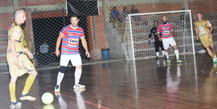 Art Sul e Semal vencem na 10ª rodada do regional de futsal