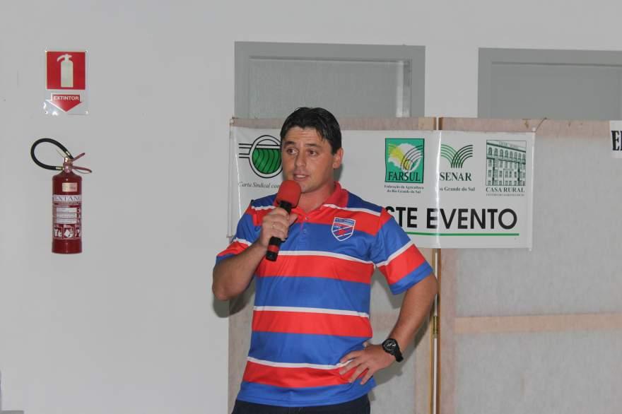 Dionatan Moralles da Silva, Secretário de Turismo, Cultura e Esporte