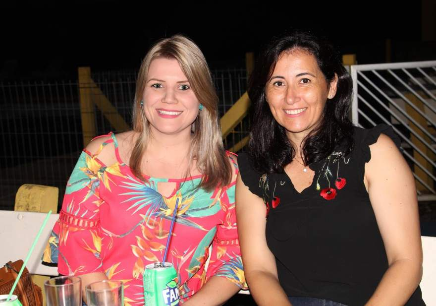 Catia Potrich e Mara Bredow