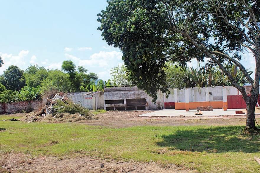 Revitalização prevê recuperação das antigas benfeitorias (Fotos: Tiago Mairo Garcia • Folha)
