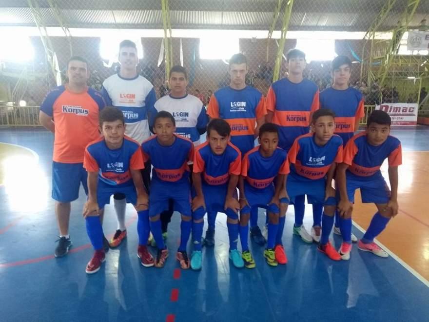 Sub - 15 - campeão