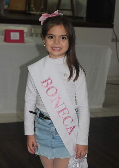 Melissa de Carvalho Vargas, Boneca Lions 2019