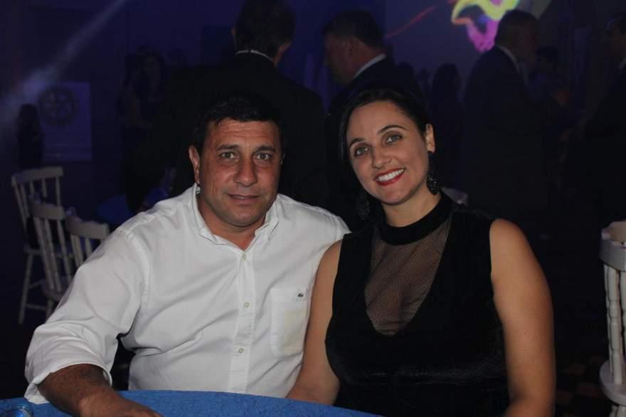 Abel Carvalho e Alexandra Bini