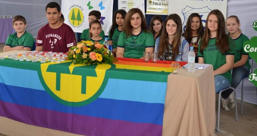 Na Adão Jaime Porto, a quarta cooperativa escolar do município