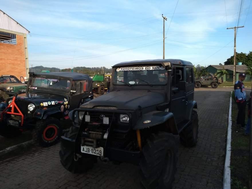 22ª Trilha do Jeep Candelária