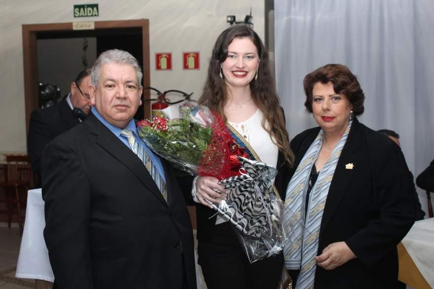 Rui Flores e Silva, Odete Jochims e a princesa Jéssica: homenagem