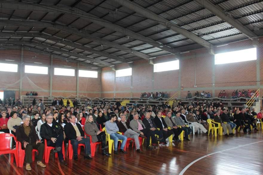 Grande público prestigiou 3º Encontro da Família Rural