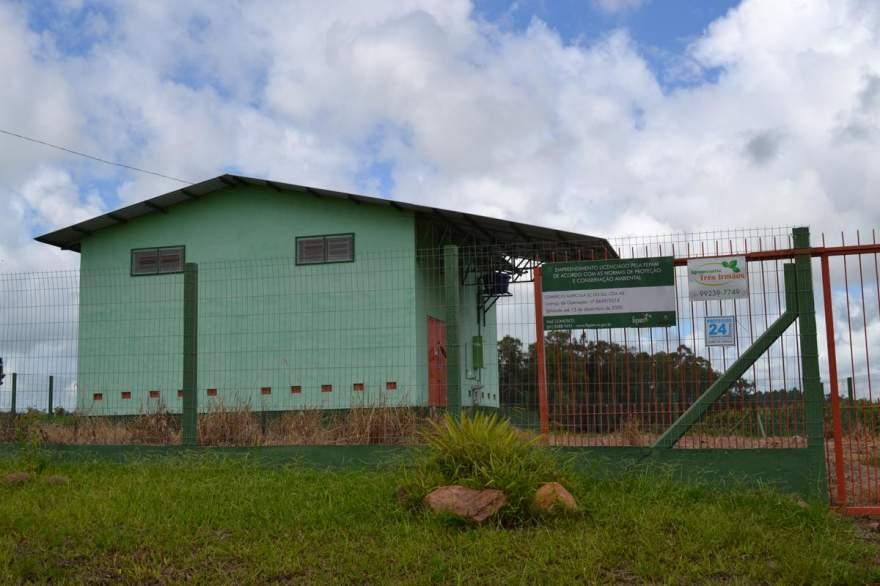 Agropecuária Três Irmãos conta com espaço exclusivo para defensivos agricolas licenciados pela Fepam