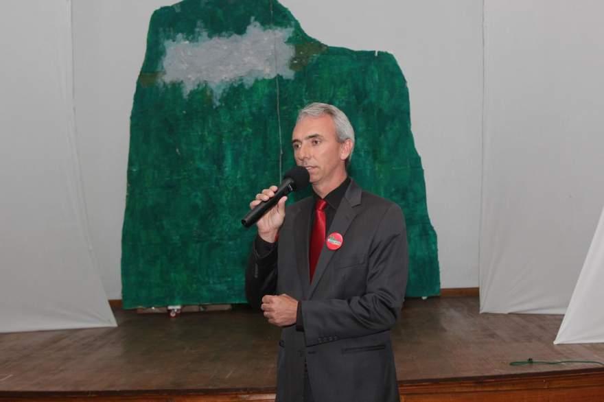 Prefeito Paulo Butzge