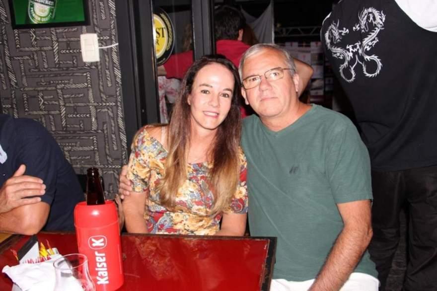 Paula e Marlon Haetinger