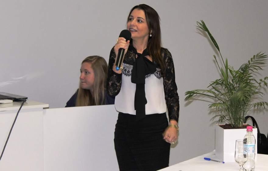 A advogada Patricia Manica Ortiz: modernização trabalhista