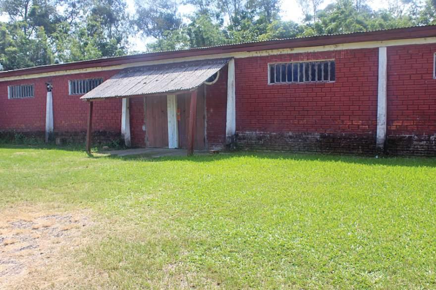 Localizado em Novo Cabrais, Salão Maus funcionou por mais de três décadas