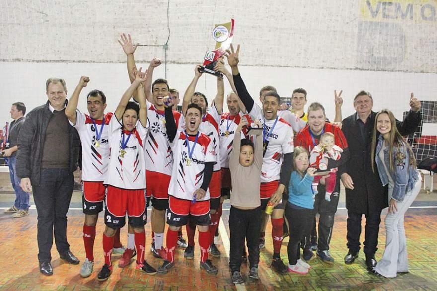 Em 2018, a equipe do Posto Potrich/SOS Informática faturou o título da categoria livre, após superar o Real, que havia sido campeão no ano anterio