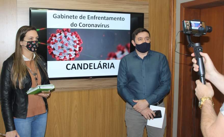 Candelária registra o sexto caso do novo coronavírus
