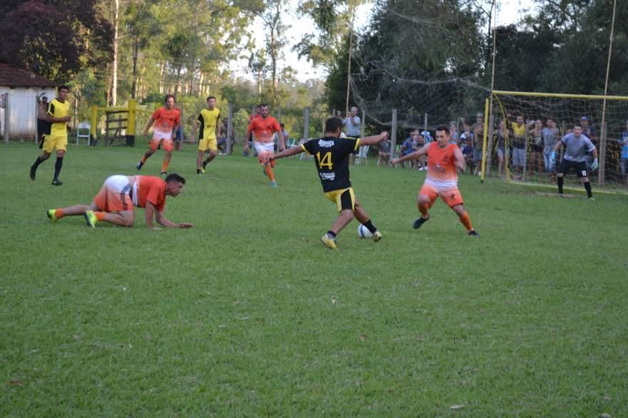 Jogos tem início a partir das 16h na sede do Ouro Preto