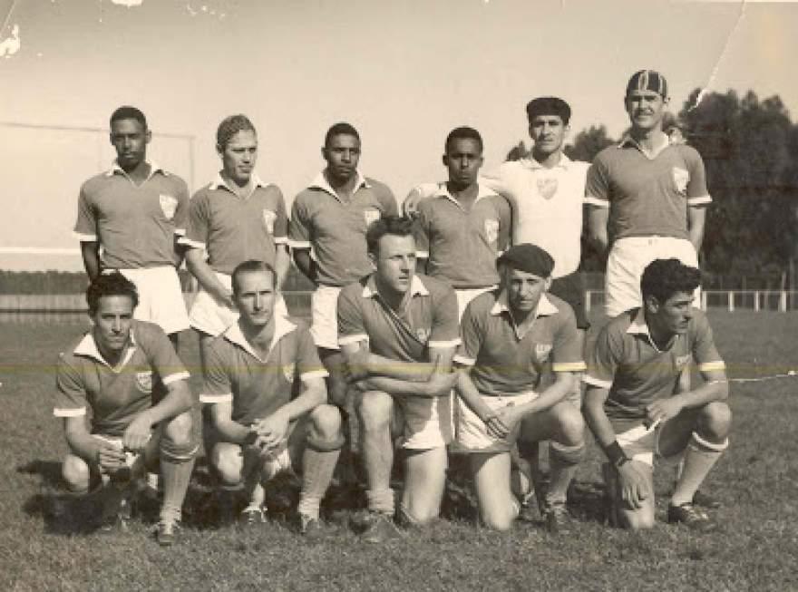 Juventude nos anos 50
