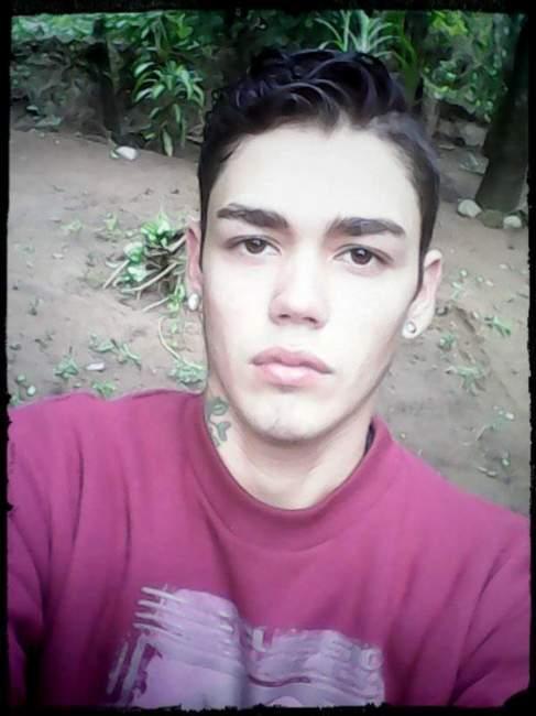 Alessandro Tavares da Silva Júnior, 19 anos: vítima fatal
