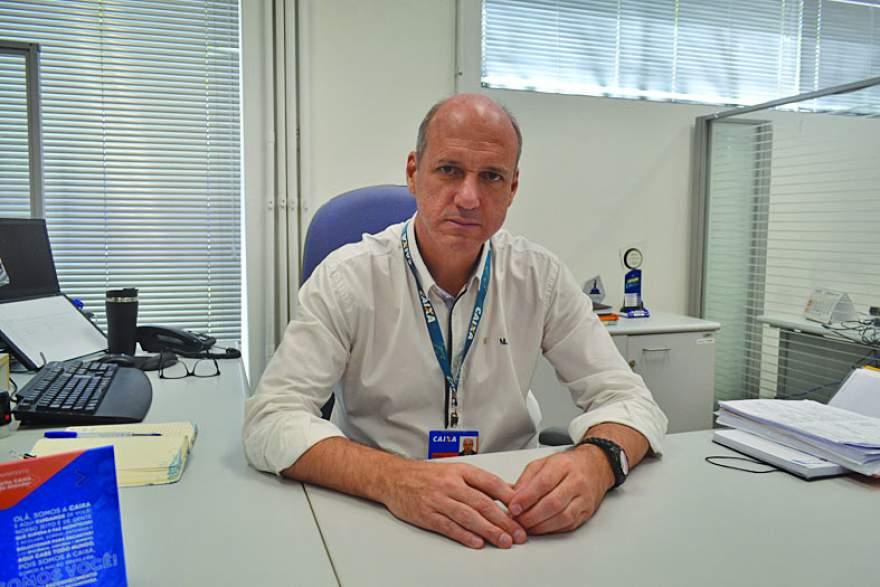 Gerente da Caixa, Luis Fernando Müller, destacou as novas condições de financiamento habitacional nos programas Minha Casa Minha Vida e CCFGTS