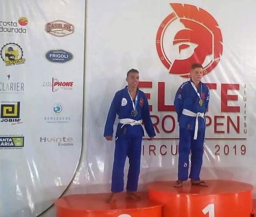 João Vitor foi o vencedor na sua categoria