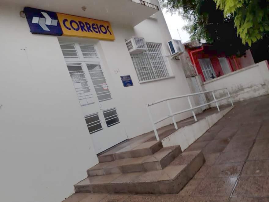 Agência fica localizada na Rua 7 de Setembro