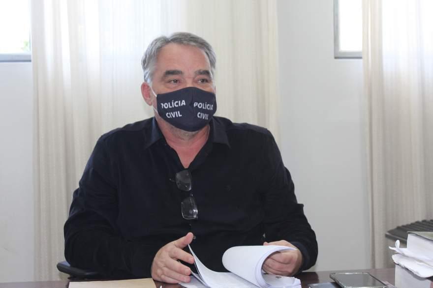 Delegado Paulo César Schirmann comandou as investigações