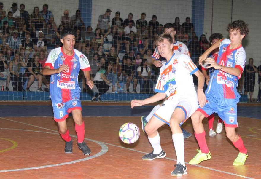 Korpus 1 x 1 Atlético