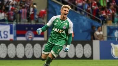 Douglas Friedrich é o goleiro mais decisivo do Brasileirão de 2013 em diante