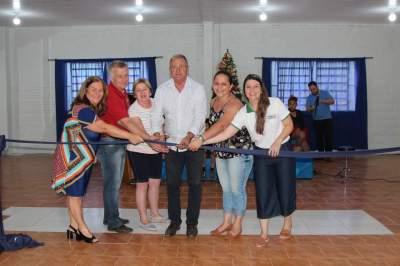 Centro de Convivência de Assistência Social recebe salão revitalizado