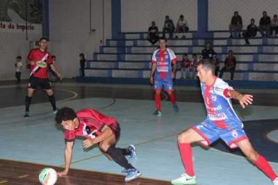Atlético 5 x 1 MGA/River