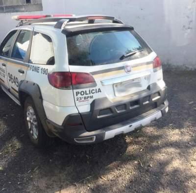 Bandidos assaltam a lotérica de Cerro Branco e são presos em Candelária