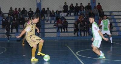 Boca Júniors e Semal vencem na categoria livre do Municipal de Futsal