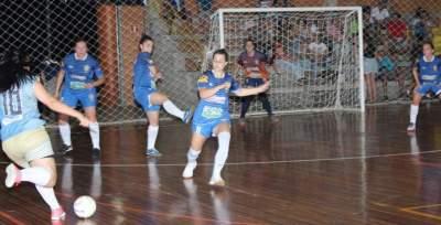 Regional de futsal: Maxxy e Canto do Rio empatam e Inova venceu o Artsul