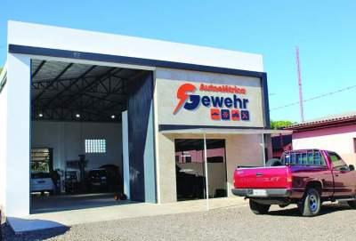 Autoelétrica Gewehr : novo endereço e atendimento agrícolas direto da lavoura