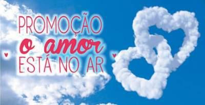 Folha reedita a promoção O Amor está no ar