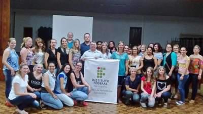 IFF realiza aula inaugural do Curso Técnico em Multimeios Didáticos