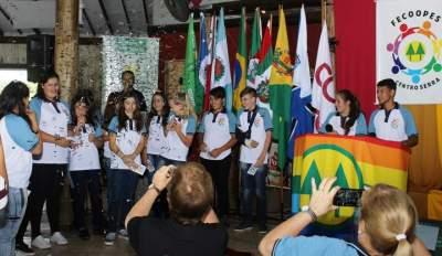Cooperativas escolares da região passam a integrar uma federação