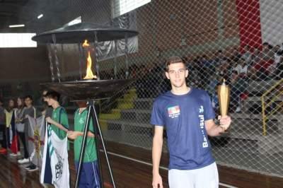 20ª Olímpiada Estudantil de Candelária é oficialmente aberta