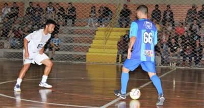 Os resultados de mais uma rodada da Copa Candelária de Futsal