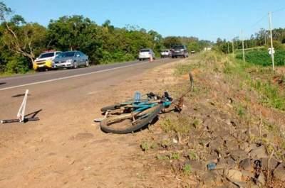 Acidente deixa ferido grave na entrada para a Linha do Rio