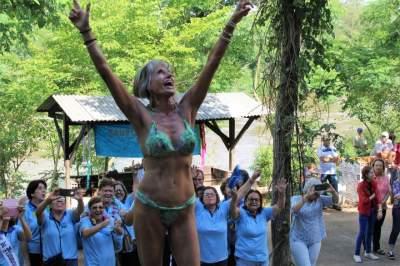 Candidata de Cachoeira do Sul, Edite Alberto, é a Musa da Lua 2018