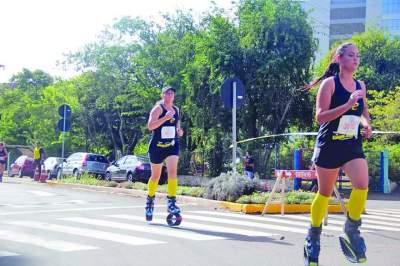 Corrida de Kangoo e atração nesta quarta, 1º, no Parque de Eventos